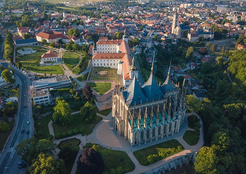13 7 - КУТНА ГОРА и замок Чешский Штернберг