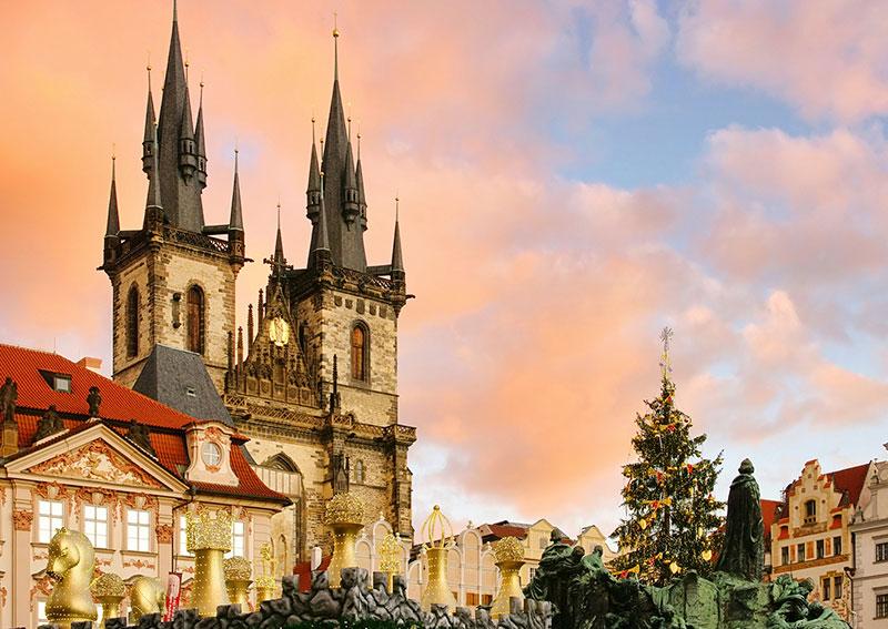 1 2 - Средневековая Прага и её подземелья