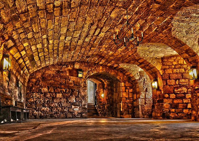 1 7 - Средневековая Прага и её подземелья