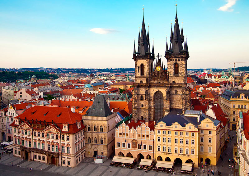 4 2 - ALL PRAGUE - sightseeing tour
