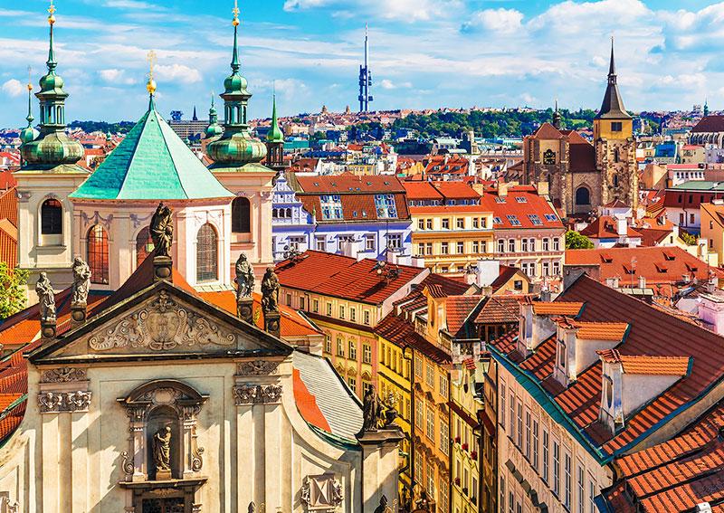 4 7 - ALL PRAGUE - sightseeing tour