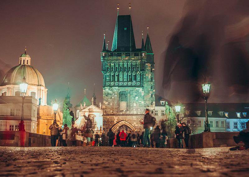 6 1 - Мистическая Прага с привидениями