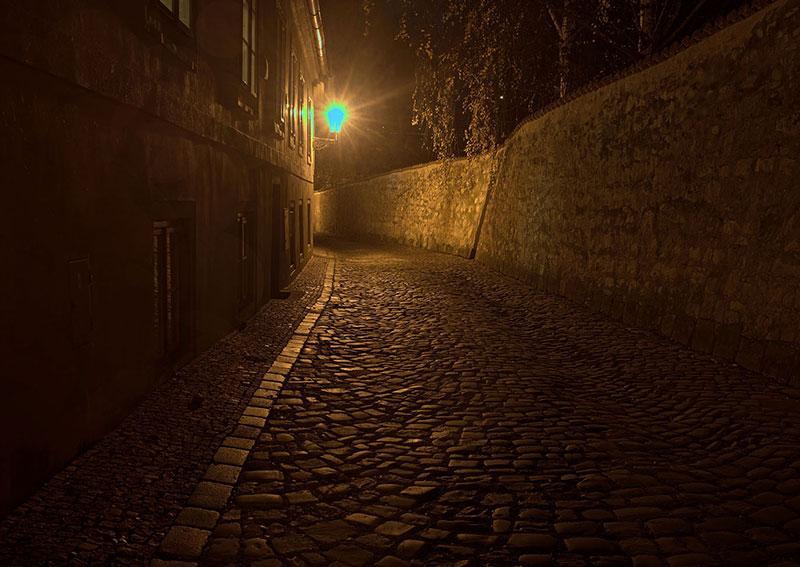 6 2 - Мистическая Прага с привидениями