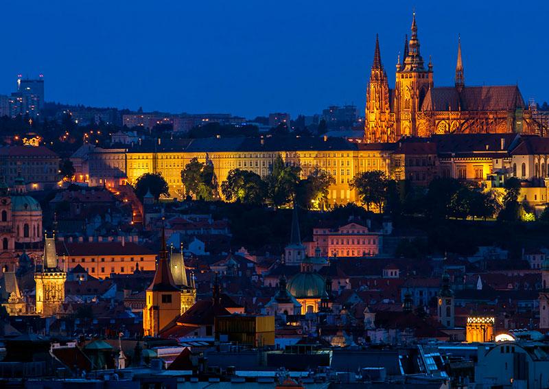 6 4 - Мистическая Прага с привидениями