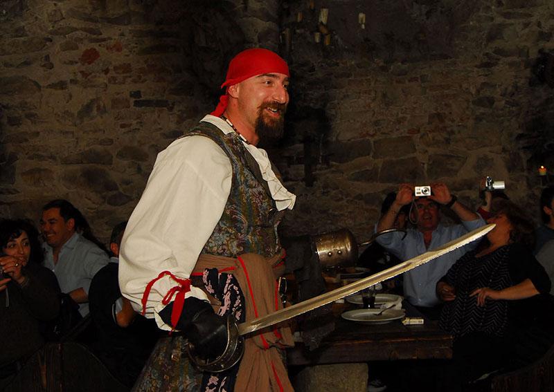 7 1 - Средневековая корчма «У ПАУКА» в Праге
