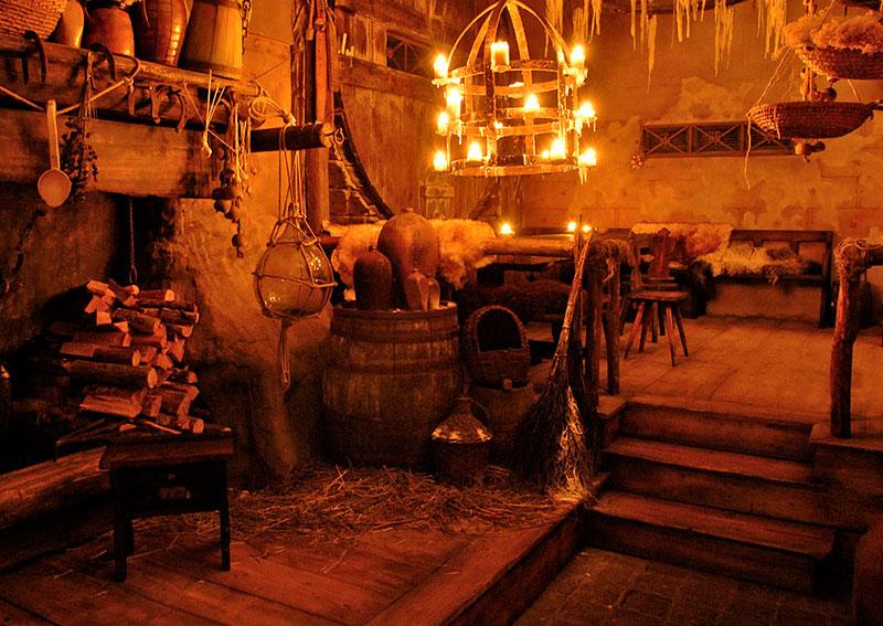 7 2 - Средневековая корчма «У ПАУКА» в Праге