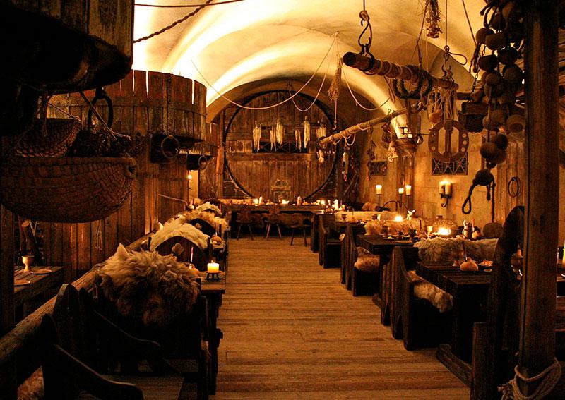 7 5 - Средневековая корчма «У ПАУКА» в Праге