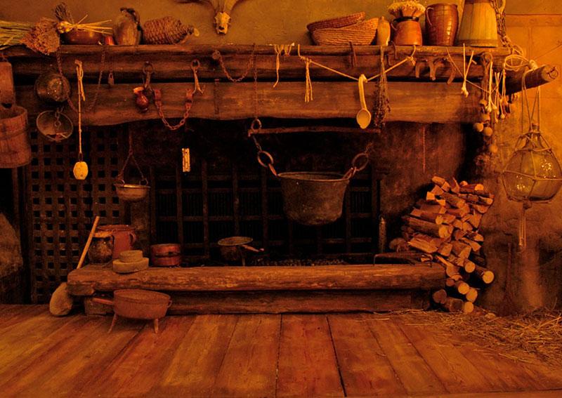 7 6 - Средневековая корчма «У ПАУКА» в Праге