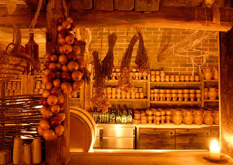 7 8 - Средневековая корчма «У ПАУКА» в Праге