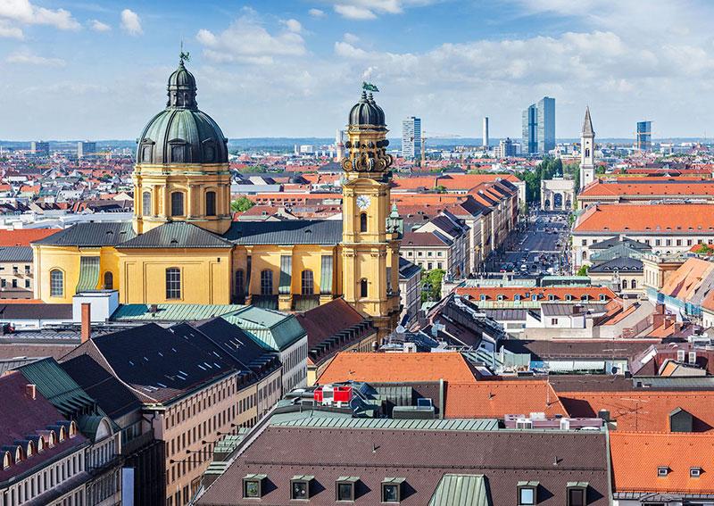 m 1 - Экскурсия в МЮНХЕН (Германия)