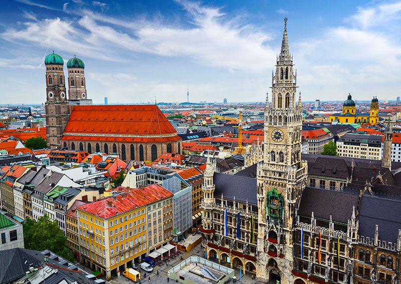 m 3 - Экскурсия в МЮНХЕН (Германия)