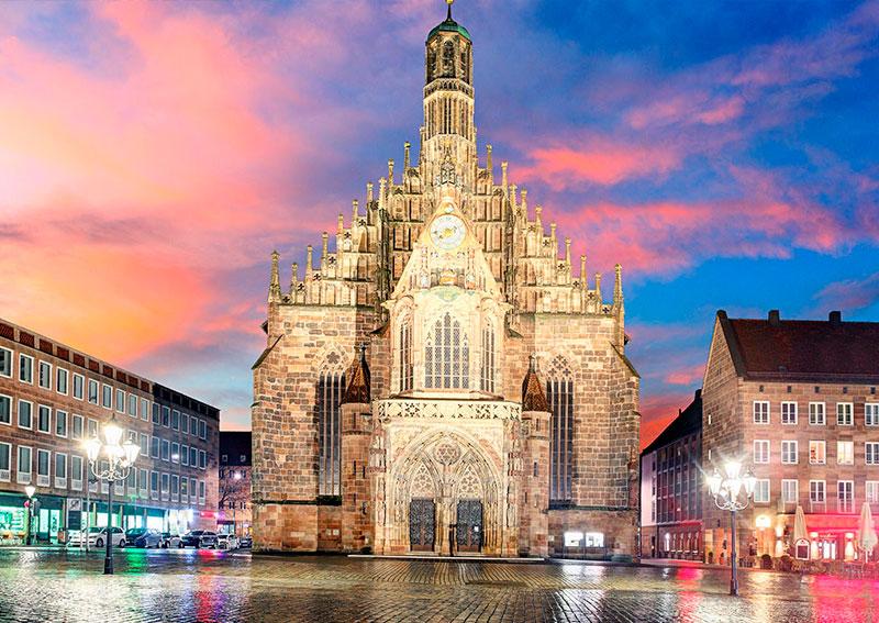 n 3 - Экскурсия в Нюрнберг (Германия)
