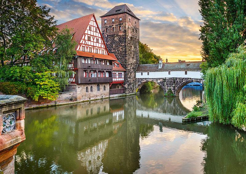 n 5 - «Саксонская Швейцария» + Кёнигштайн (Германия)