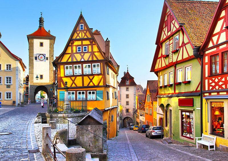 r 3 - Экскурсия в Ротенбург на Таубере (Германия)